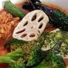 Vegie - 料理写真:冷やしトマト野菜大盛
