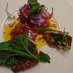 ラ・リューン - 魚料理