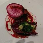 ラ・リューン - 肉料理