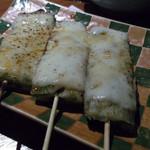 Ajidourakubenten - チーズチジミ