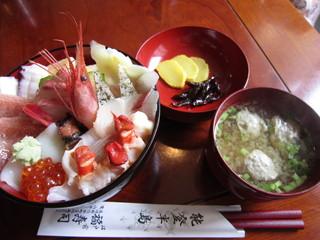 福寿司 - 能登丼