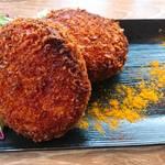 肉バル銀次郎 - 近江牛のコロッケ