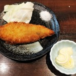 92051485 - 白身魚フライ マヨは特注