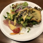 92054763 - サラダ仕立て前菜