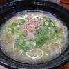 五号線沿いの元祖長浜ラーメン - 料理写真:9月・ラーメン 500円