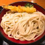 丸亀製麺 - ●大海老天ぷら 290円