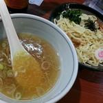 しお貫 - つけ麺2018.8.30