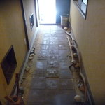 そば工房むもん - ☆ドアを開けると土間っぽい雰囲気が素敵です☆