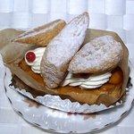 菓子工房 菓子の音 - キャラメルパイブレスト