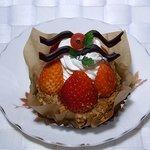 菓子工房 菓子の音 - タルトフレーズ