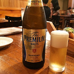網元料理あさまる - 瓶ビール