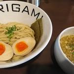 オリガミ - 料理写真: