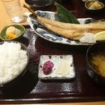 92065958 - ホッケ定食