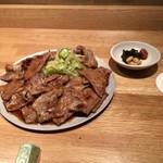 まつざか - 肉盛り+肉増し