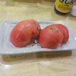 やきとん ほむら屋 - 冷やしトマト
