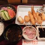 串かつ料理 活 - 串かつ御膳