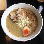 麺処 松。 - 料理写真:のうこく塩ラーメン 830円