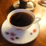 Jazzと喫茶 囃子 - 素敵なカップ。