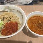 92077570 - トマト味噌つけ麺