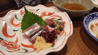 蔵倉 - さんまお刺身