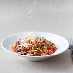 100本のスプーン - 大沼牛のスパゲティミートソース