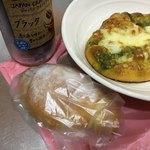 ベーカリー トラパーニ - 料理写真:家で夜中に食べるです。