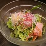 肉師じじい - サラダ