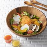 100本のスプーン - 10種野菜のガーデンサラダボウル
