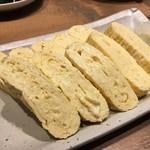 蕎麦 AKEBONOYA - だし巻玉子