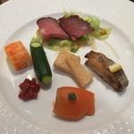 たて山温泉 夕日海岸 昇鶴 - 料理写真:201808 夕食