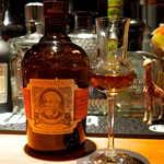 カーテンコール - ベネズエラ産のラム「ディプロマティコ・マントゥアノ」。単式蒸留と連続蒸留のミックス、バニラの甘い香りが楽しめる