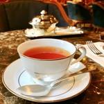 ラ・テラス - お茶は飲み変え自由