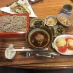 萩そばカフェ - 料理写真: