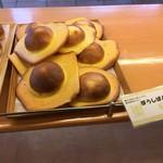 モンブラン - 高知といえば帽子パン