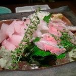 9209815 - 鯛と秋刀魚の刺身