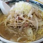 蝦夷 - 醤油野菜720円