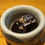 石臼挽き手打 蕎楽亭 - 昆布の佃煮