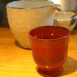 石臼挽き手打 蕎楽亭 - 飛露喜 特別純米