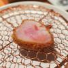 銀座かつかみ - 料理写真:ヒレ、肉汁が美味しい