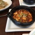 92096121 - 土鍋麻婆豆腐