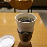 スターバックスコーヒー - ドリンク写真:ドリップコーヒー ベンティ432円