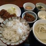 牛屋たん兵衛 - 料理写真:牛タン定食