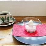 喫茶 アメノコヤネ - 料理写真: