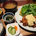 ごはん食堂 桐家 - 料理写真: