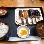 92106375 - 菜めし田楽定食@900