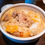 Gitaroushamosumibiyakitoritakahashi - 親子丼(並)