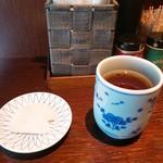 Gitaroushamosumibiyakitoritakahashi - 大根のお漬物