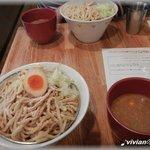 宮田麺児 - つけ麺