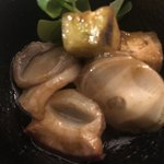 グリシーヌ - 水タコと水茄子バジルとバルサミコ風味