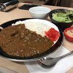 肉いち枚 - 牛タンカレー